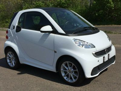 used Smart ForTwo Electric Drive coupe