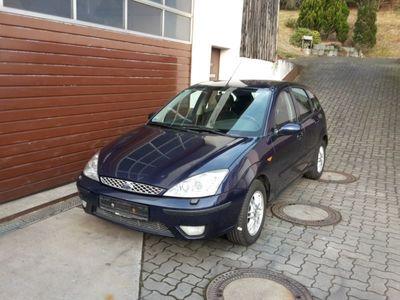 gebraucht Ford Focus Ghia- Euro 4-Norm-Xenon