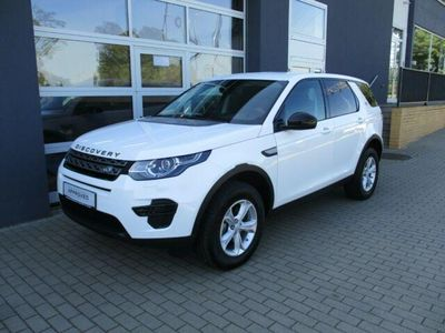 gebraucht Land Rover Discovery Sport TD4 PURE XENON/Navigation