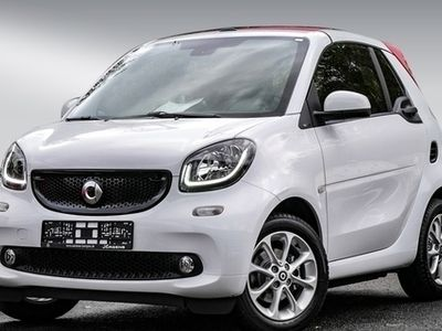 gebraucht Smart ForTwo Cabrio 52 kW Cool u. Audio