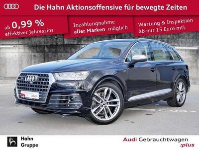 gebraucht Audi SQ7 4.0TDI qu.TIP EU6 LED Navi Pano Massage