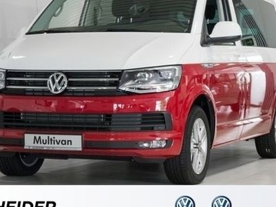 gebraucht VW Multivan T62.0 TDI DSG Comfortline Navi Standhzg