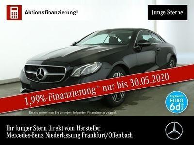 gebraucht Mercedes E200 Cp. Avantgarde LED Kamera Totwinkel PTS Temp