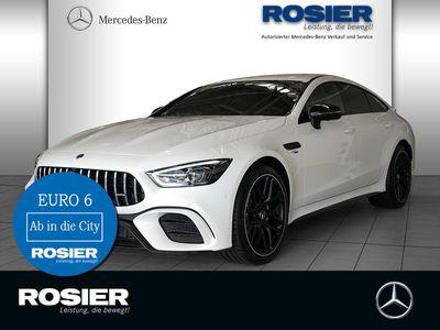 gebraucht Mercedes AMG GT 53 4M+ LEDER PTS DISTRONIC NAVI LED