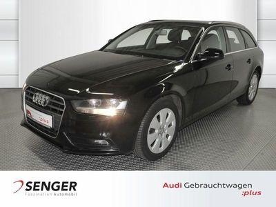 gebraucht Audi A4 Avant 2.0 TDI Ambiente Navi Sitzhzg. Tempomat