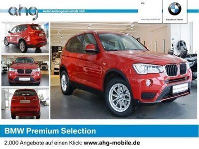 gebraucht BMW X3 xDrive20d Euro 6 Aut. Navi Business . AHK