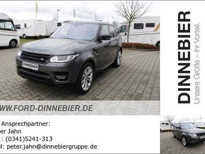 gebraucht Land Rover Range Rover Sport SDV6 Autobiography Dynamic | RSE + AHK