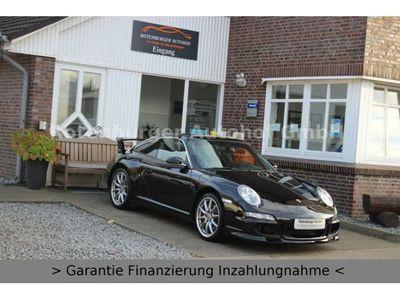 gebraucht Porsche 911 Urmodell Targa 4S*ALLRAD*KLAPPENAUSPUFF*LEDER*TÜV