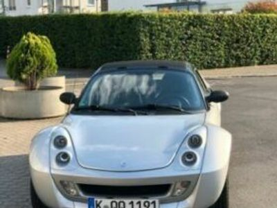 used Smart Roadster softtouch