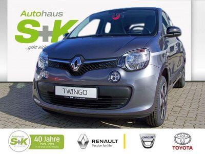 used Renault Twingo LIMITED 2018 SCe 70 *Start&Stop*PDC*Klimaanlage