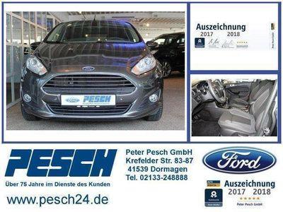 used Ford Fiesta 1.0 EcoBoost Titanium