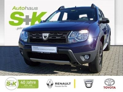 gebraucht Dacia Duster Blackshadow TCe 125 4x4 *Navi*Allrad*Kamera