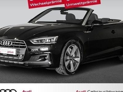 second-hand Audi A5 Cabriolet Sport 3.0 TDI quattro S line