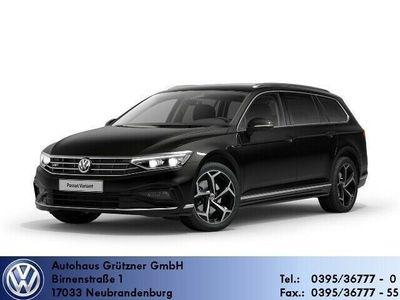 gebraucht VW Passat Variant Business 2,0 l TDI SCR 140 kW (190 PS) 7-Gang-DSG