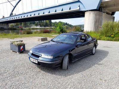 gebraucht Opel Calibra Grundausstattung