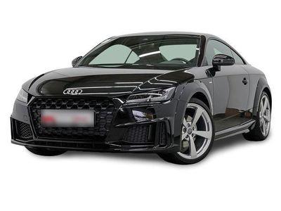 gebraucht Audi TT Coupé 40 TFSI 2x S LINE S-SITZE LED OPTIK NAVI+