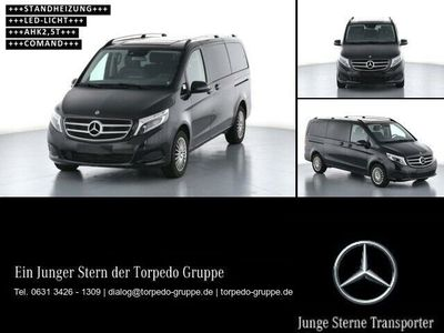 gebraucht Mercedes V250 AVANTGARDE L+4-MATIC+LED+COMAND+LEDER+1.HD