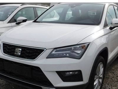 gebraucht Seat Ateca 1.0 TSI ECOMOTIVE STYLE FULL LINK VOLL LED CLIMATRONIC ALU PDC TEMPOMAT