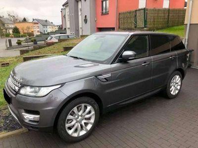 gebraucht Land Rover Range Rover Sport SDV6 3,0 HSE