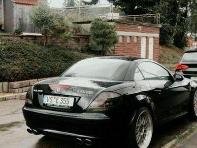gebraucht Mercedes 350 CLK R171