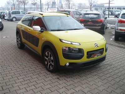 gebraucht Citroën C4 Cactus PureTech 82 Selection +NAVI/Sitzheiz.