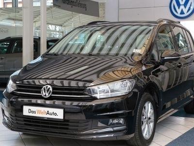 gebraucht VW Touran 1.6 TDI BMT DSG Trendline LM Tempo