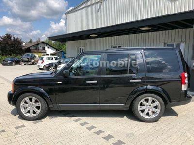 "gebraucht Land Rover Discovery 3 TDV6 HSE Mega Voll 7 Sitze Leder 19"""