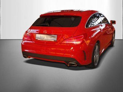 gebraucht Mercedes CLA250 Shooting Brake AMG-Line,Navi,Xenon,Park-Pilot,Totwin