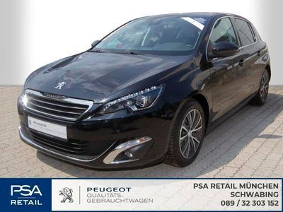 gebraucht Peugeot 308 BlueHDi FAP 150 EAT6 Stop&Start Allure, Navi, SH