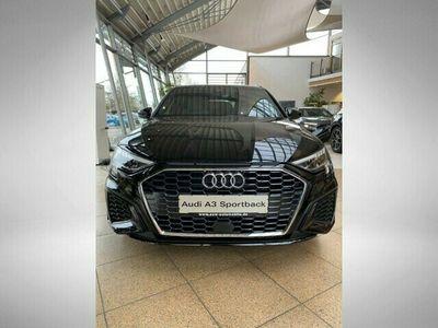 gebraucht Audi A3 Sportback S line 40 TFSIe 204 PS S tronic