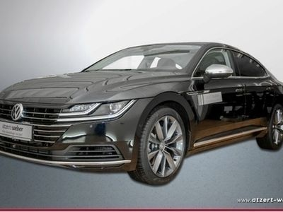 gebraucht VW Arteon Elegance DSG 4Motion Navi LED Leder ACC Navi Leder GRA LM