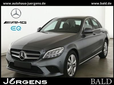 gebraucht Mercedes C200 Avantgarde+Spur-P.+LED+Kamera+Navi+PDC