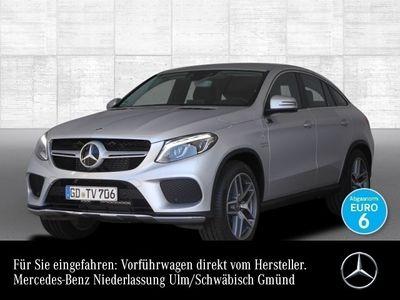 gebraucht Mercedes GLE350 d Cp. 4M AMG Line 360° Distr+ COMAND AHK