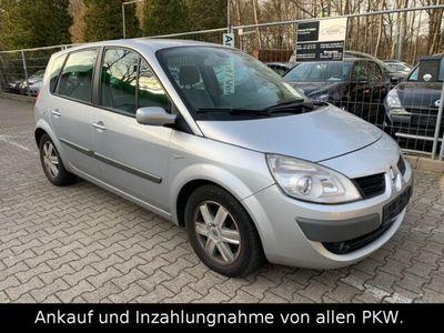 gebraucht Renault Scénic Dynamique 1.9 dCi FAP 96kW Automatik+AHK