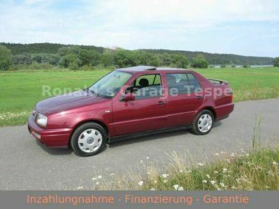 gebraucht VW Vento - low KM - Klima - Schiebedach - Tüv 4/20