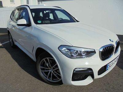 gebraucht BMW X3 xDrive20d Aut. M-Sport LED ActiveGuard EURO6