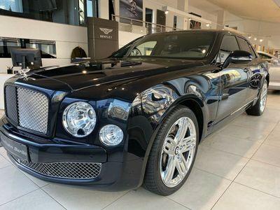 gebraucht Bentley Mulsanne Rear Seat Ent. inkl. 1 Jahr Garantie