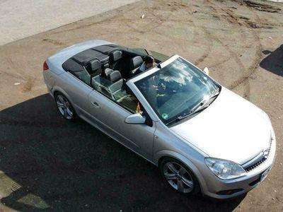 gebraucht Opel Astra Cabriolet H twintop 1.8 voll voll Ausstattung