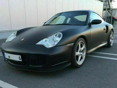 gebraucht Porsche 996 Turbo Schaltgetriebe, schwarz...