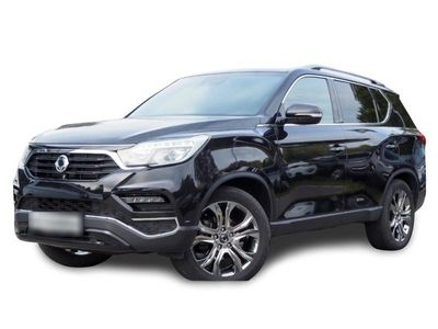 gebraucht Ssangyong Rexton eXDi 220 4WD Saphire XENON NAVI KLIMA AHK