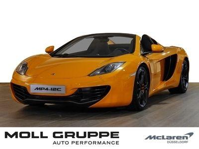 gebraucht McLaren MP4-12C Spider, Sports Exhaust, Carbon Fibre