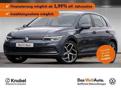 "gebraucht VW Golf VIII 1.5 eTSI Style DSG/18""/IQ.LIGHT/TravelAssist"