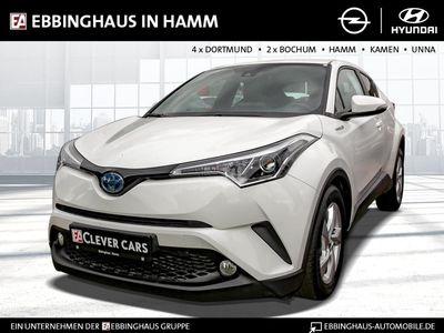 gebraucht Toyota C-HR Sitzhzg,Tempomat,Navi,Rückfahrkamera,Parkpilot h.Bluetooth