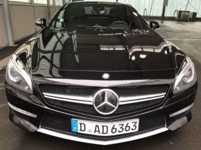 gebraucht Mercedes SL63 AMG AMG Cabrio Carbon