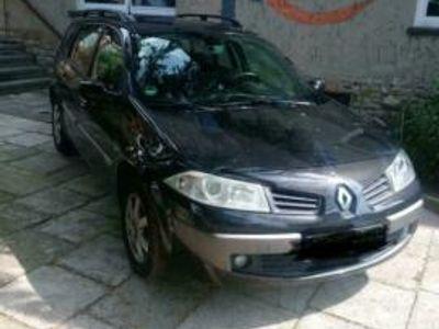 gebraucht Renault Mégane nur 105.000 km