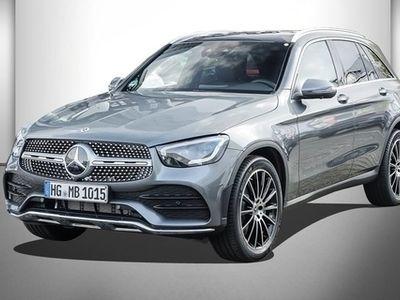 gebraucht Mercedes GLC300 4MATIC AMG Line 360°Kam Panorama AHK LED