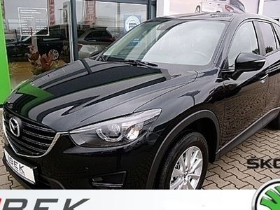 käytetty Mazda CX-5 SKYACTIV D NAVI, DAB-RADIO, KLIMAAUTOMATIK,