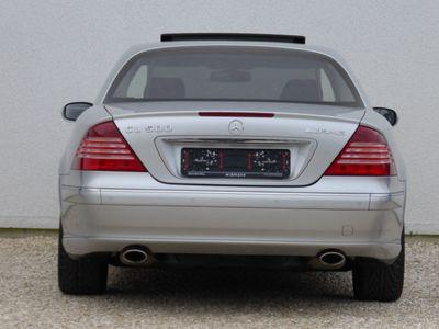 gebraucht Mercedes CL500 7G-TRONIC AMG Optik