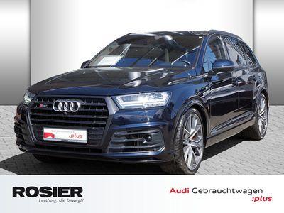 gebraucht Audi SQ7 4.0 TDI quattro B&O Matrix Standh Pano AC