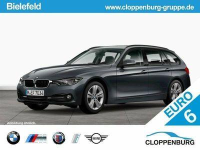 gebraucht BMW 320 d AHK Pano. Sport Line RTTI